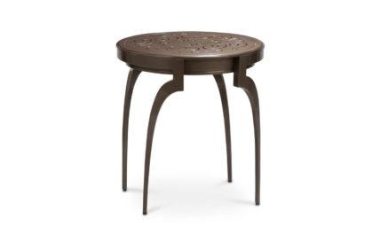 Side Table Burnished Bronze