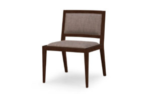 Domicile Upholstered Back Side Chair