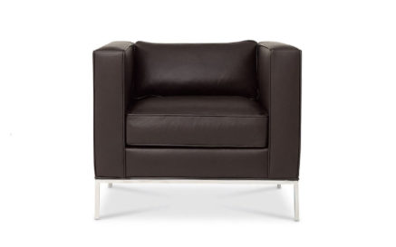 Domicile Lounge Chair Square Back