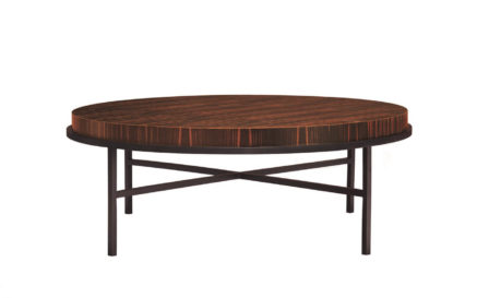 Domicile Round Coffee Table