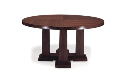 Domicile Pier Round Dining Table