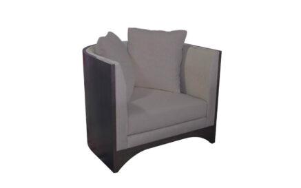 Kinkou Curved Back Chair
