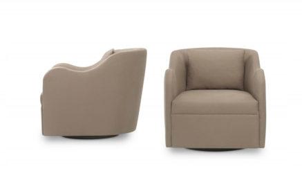 Kinkou Swivel Chair