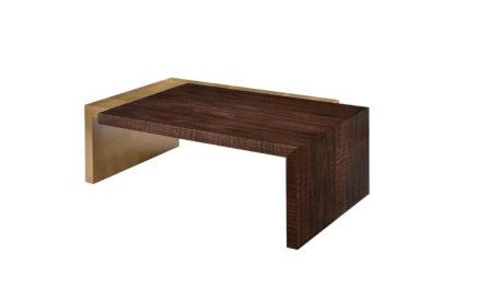 Modern Metropolis Shale Coffee Table