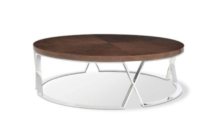 Modern Metropolis XO Coffee Table