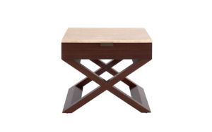 Objets Drawer Box End Table