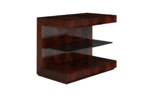 Objets Cantilevered End Table