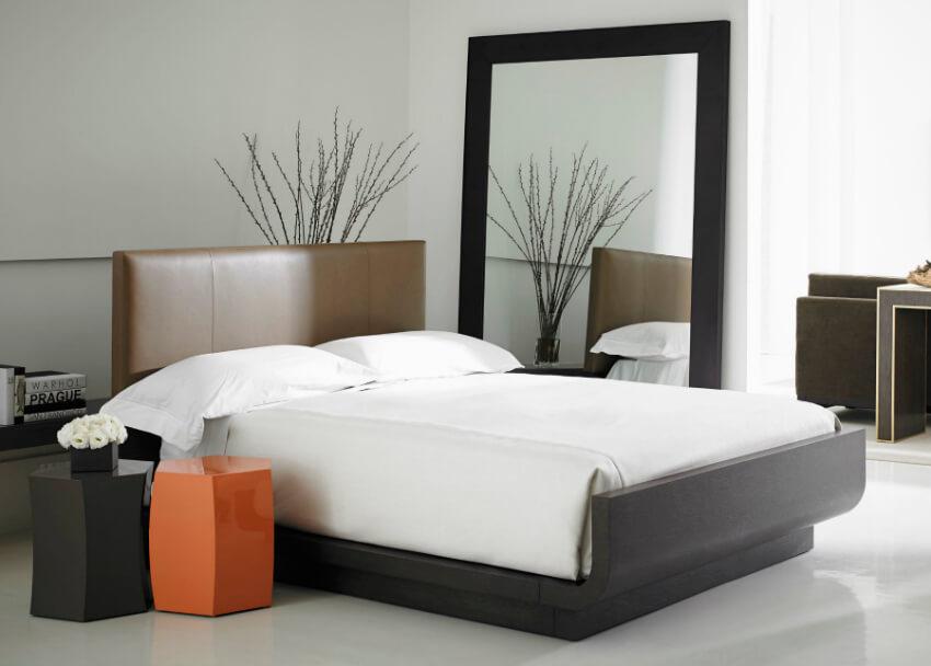 Objets Upholstered Bed