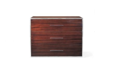Bolier Occasionals Campaign Chest with Drawers