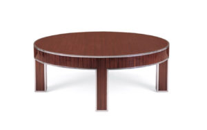 Bolier Occasionals Round Coffee Table