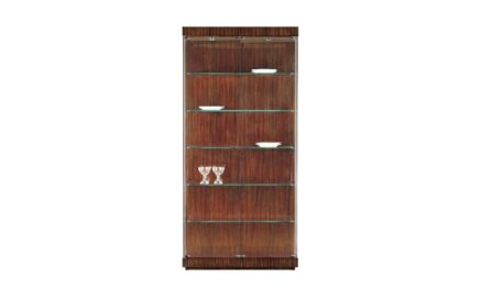 Bolier Occasionals Display Glass Cabinet
