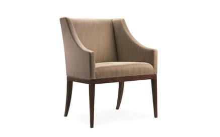 Rosenau Hannah Upholstered Arm Chair