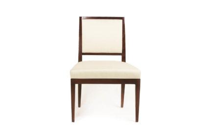 Rosenau Rosenau Upholstered Back Side Chair
