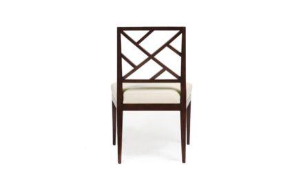 Rosenau Rosenau Wood Back Side Chair