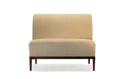 Rosenau Rosenau Slat Back Lounge Chair