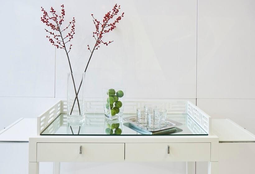 Rosenau 53012 Drinks table