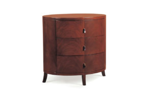 Rosenau Three Drawer Commode