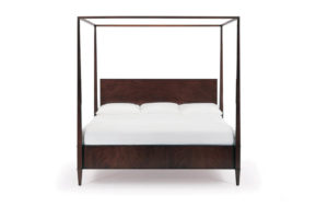 Rosenau King Panel Bed with Posts