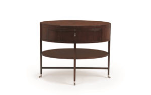 Rosenau Oval Side Table
