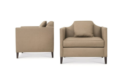 Bolier Upholstery Piedmont Chair