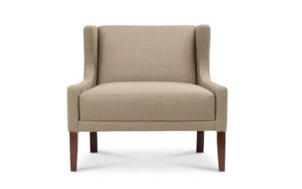 Bolier Upholstery Slipper Chair