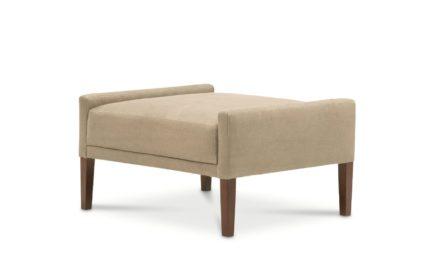Bolier Upholstery Slipper Ottoman
