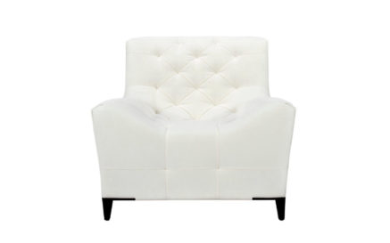Cosmopolitan Sigmund Tufted Club Chair