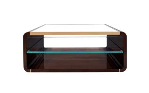 Cosmopolitan Auden Bentwood Coffee Table