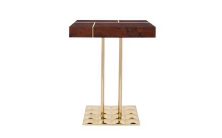 Cosmopolitan Tristan Square Side Table