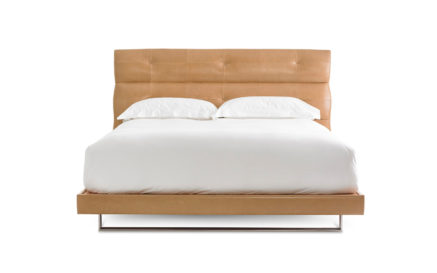 Cosmopolitan Tufted King Bed
