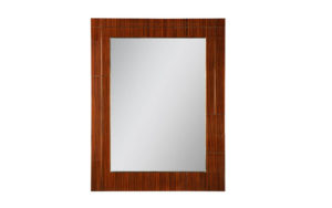 Cosmopolitan Wallace Rectangular Step Mirror