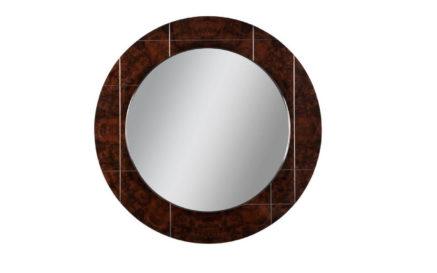 Cosmopolitan Auden Round Mirror
