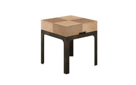 Inversion Arche Square Side Table