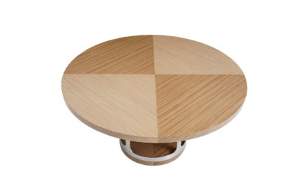 Inversion Arche Dining Table (without Lazy Susan)