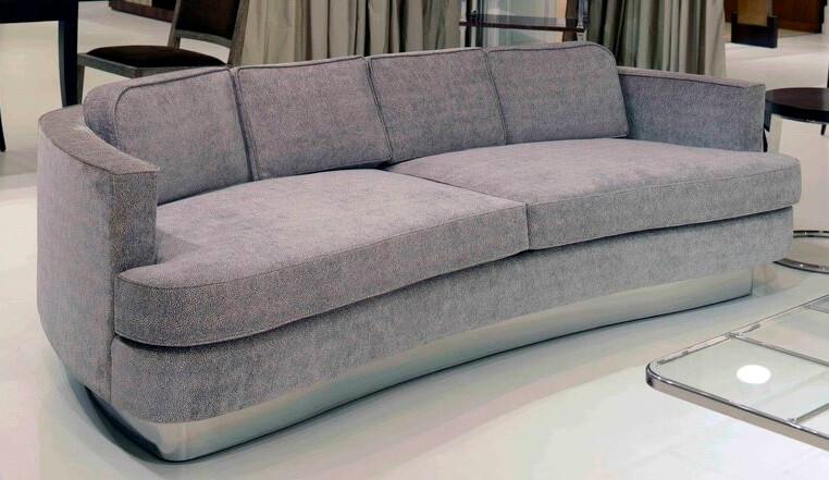 Rottet Home Cubist Curve Sofa