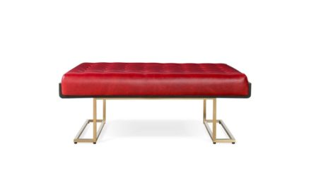 The London Collection Fitzrovia Footstool
