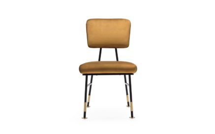 The London Collection Barbican Dining Chair
