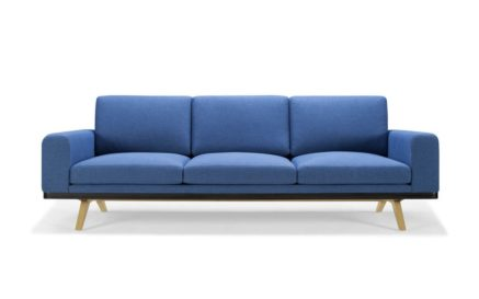 The London Collection Wrap Sofa