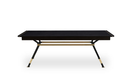 The London Collection Portman Rectangular Dining Table