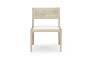 Domicile Cane Back Dining Side Chair