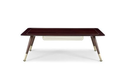 The London Collection City Coffee Table