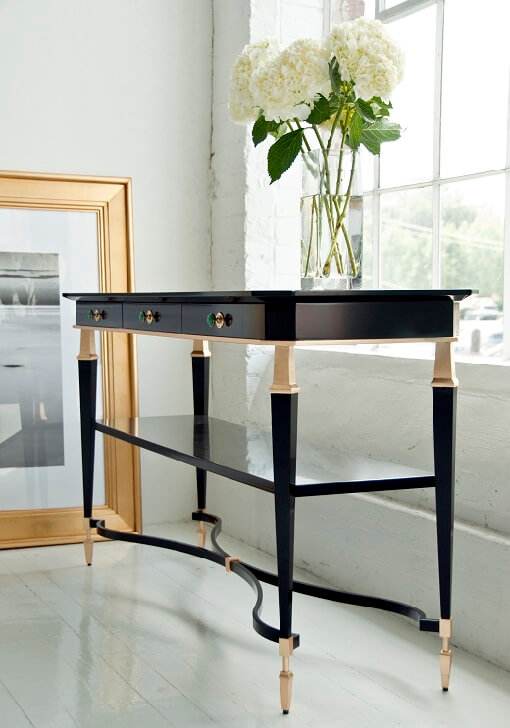 Modern Luxury Console Table