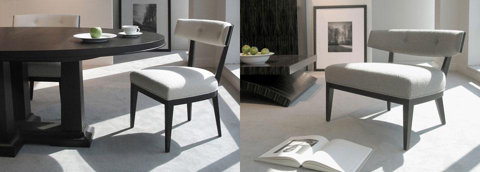 Domicile Crescent Chair