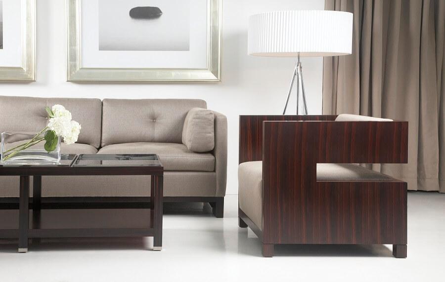 Domicile Cube Chair