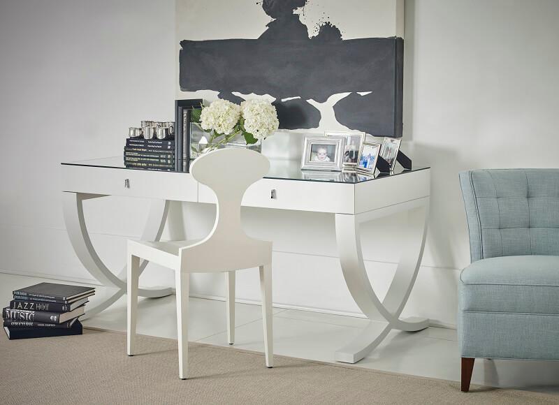 Rosenau Thomas Writing Desk and Estate Chair