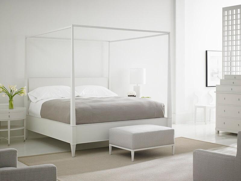Rosenau King Panel Bed with Posts