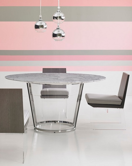 Rottet Home Montauk Acrylic Dining Chair