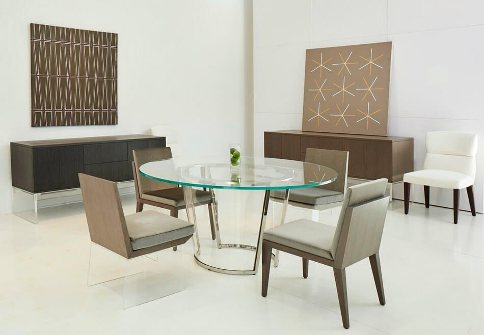 Rottet Home Montauk Upholstered Dining Chair