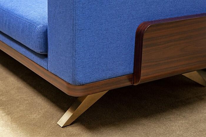 The London Collection Wrap Sofa
